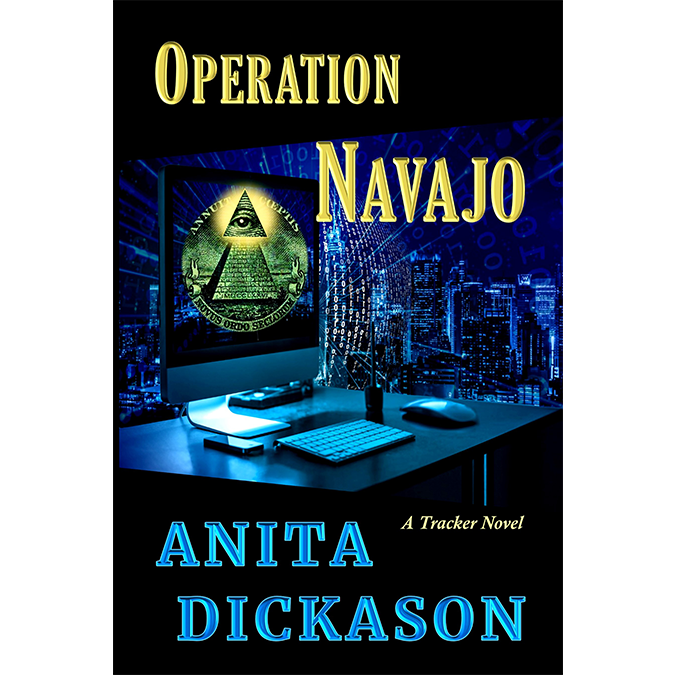 Operation Navajo cover