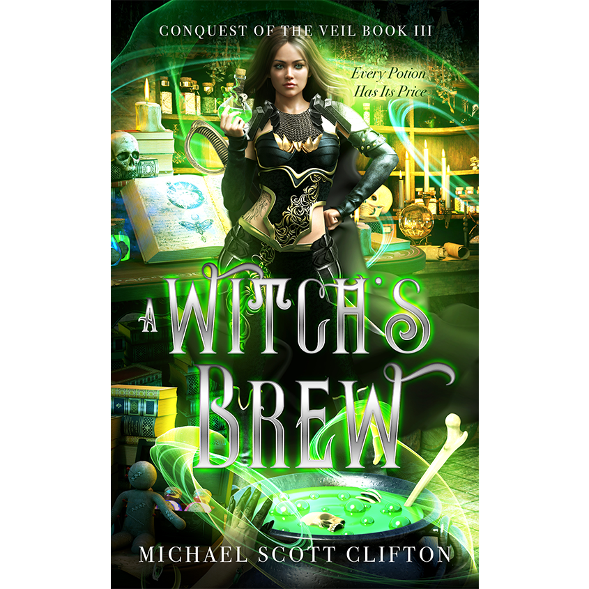 A Witch's Brew Cover