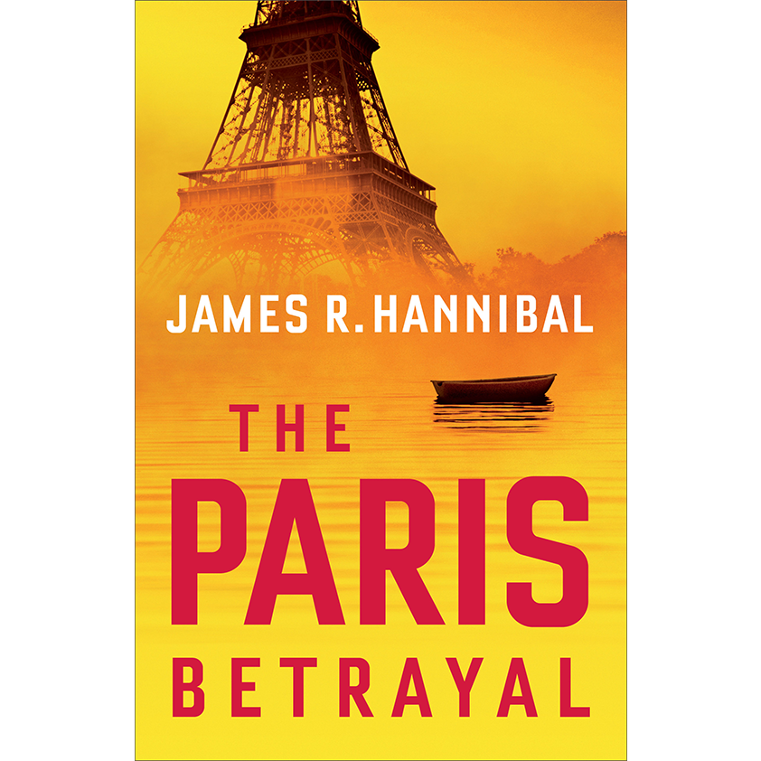 The Paris Betrayal Cover
