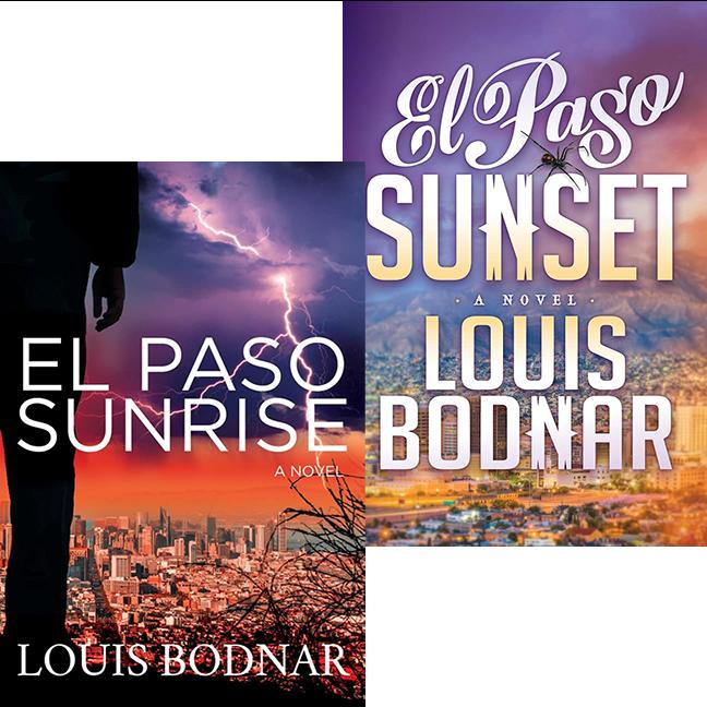 The El Paso Books Covers